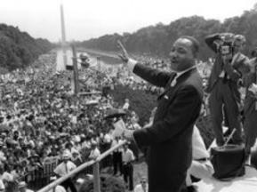 Dr. Martin Luther King Jr. - Washington D.C. August 28, 1963