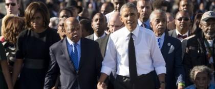 President Obama in Selma - 3/7/15