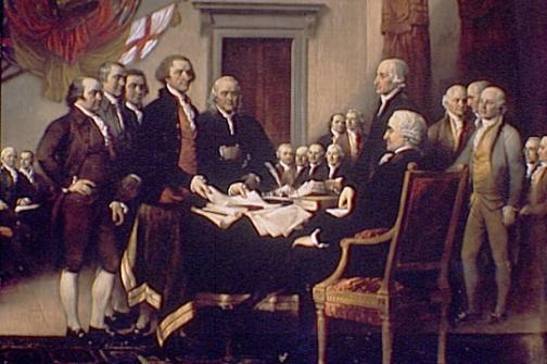 adams-signing-declaration
