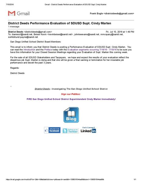 Gmail - District Deeds Performance Evaluation of SDUSD Supt-page-001