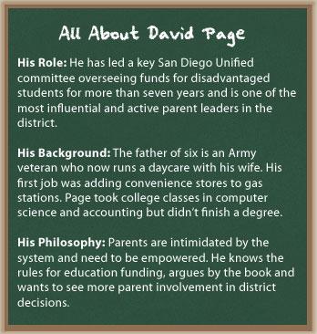 david-page-characteristics