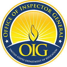 Office of Inspector General - US Dept. of Education