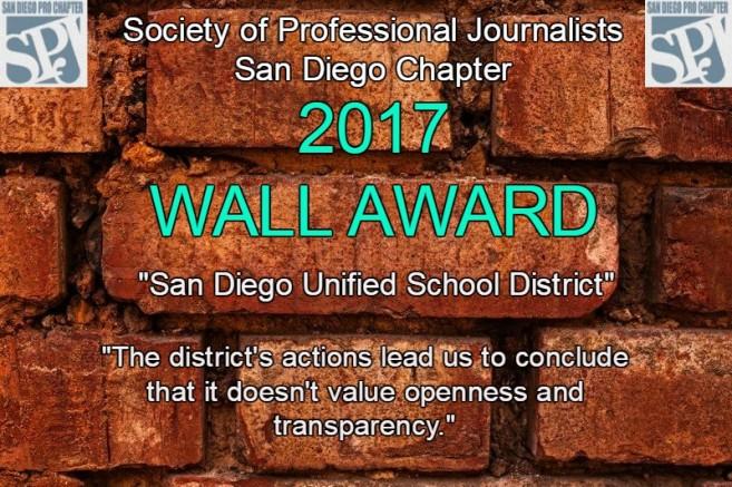 Wall Award 2