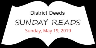 District Deeds Sunday Reads – May 19, 2019: Navigating SST's